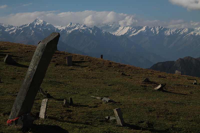 Malana Chanderkhani Pass Trek Dhauladhar Range Trekking India Himalayas The Great Next