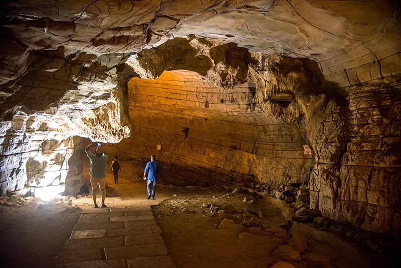Gandikota Fort Belum Caves Backpacking Offbeat Adventure Travel Karnataka The Great Next