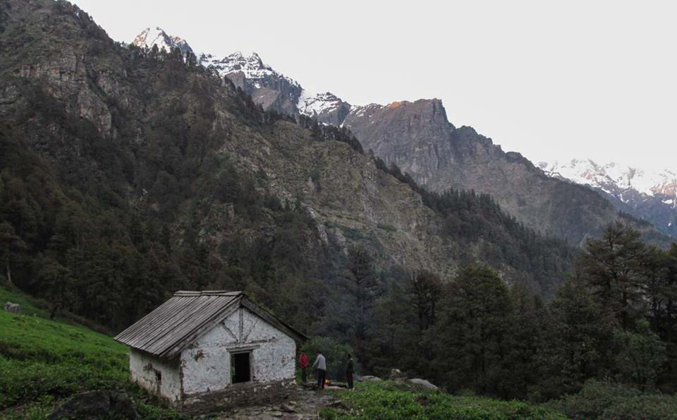 Tirthan Valley Trek Great Himalayan National Park Nada Thach Kobri Rolla Adventure The Great Next