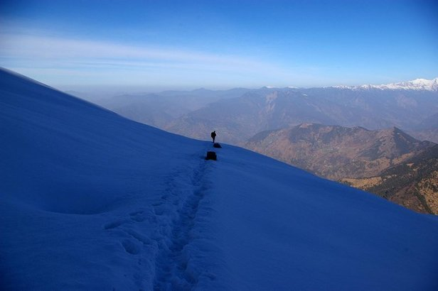 Uttarakhand Trekking Adventure Chopta Deoriatal