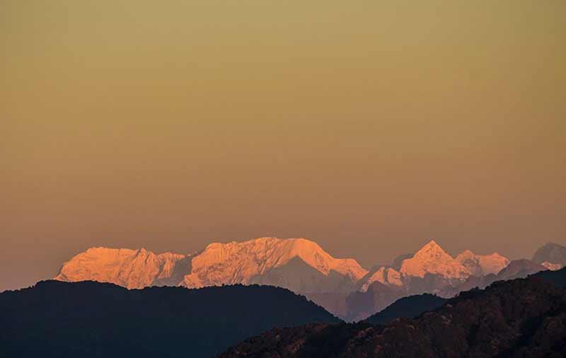 Sandakphu Phalut Trek Sikkim Eastern Himalayas Kanchendzonga Sleeping Buddha The Great Next
