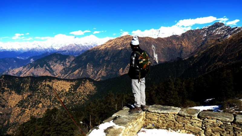 Chopta Trek Chandrashila Peak Deoriatal Lake Uttarakhand Chamoli Adventure Trekking India The Great Next