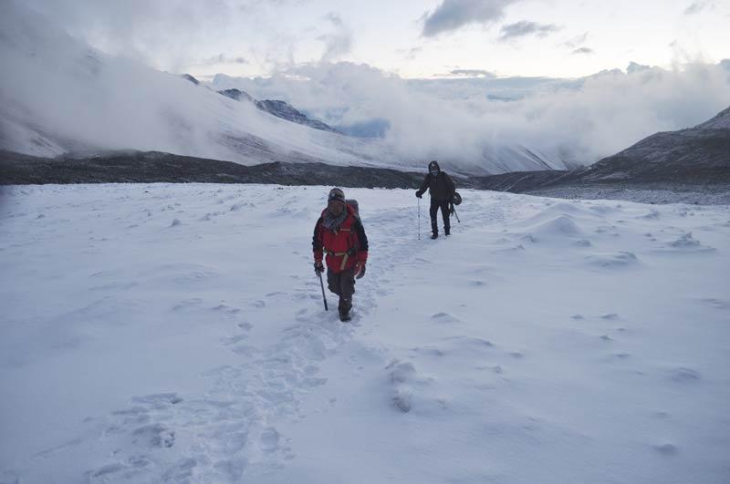Stok Kangri Leh Ladakh High Altitude Trekking Adventure Himalayas