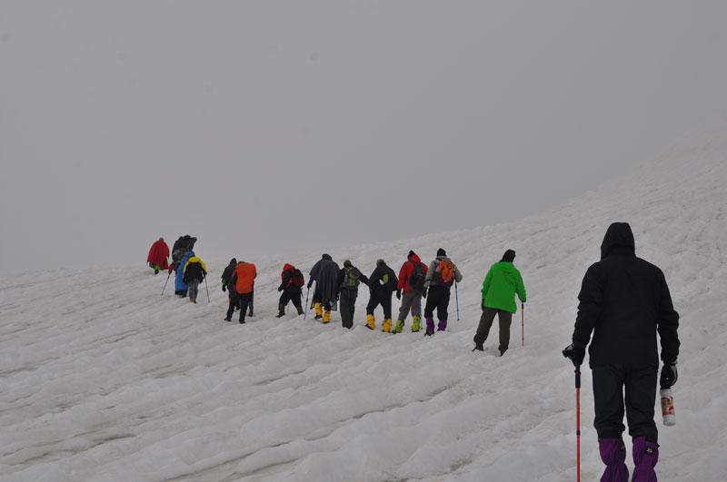 Pin Parvati Trek Himalayas Manali Himachal Pradesh Spiti Valley Adventure