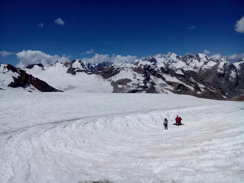 Pin Parvati Trek Himachal Pradesh Adventure Fun Nature Mountains Beauty Sceneries