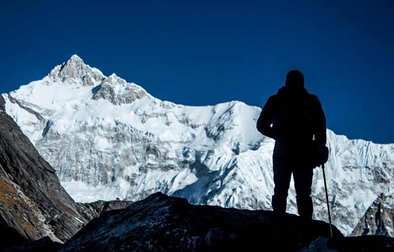 Dzongri Goecha La Trek Sikkim Eastern Himalayas Kanchendzonga National Park The Great Next