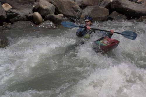 Satlej River Rafting Rapids Thrill Adventure Nature