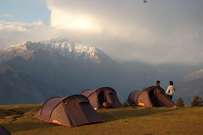Kedarkantha Kids Summer Camp Tons Rafting Trekking Adventure Expedition
