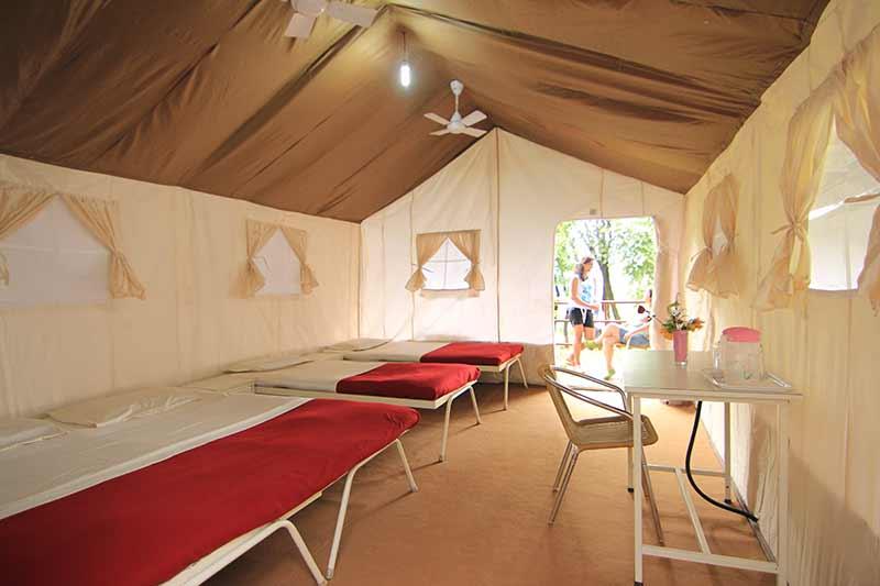 Kundalika Kolad Nature Rafting Camp Stay Maharashtra Adventure Eco Offbeat Travel