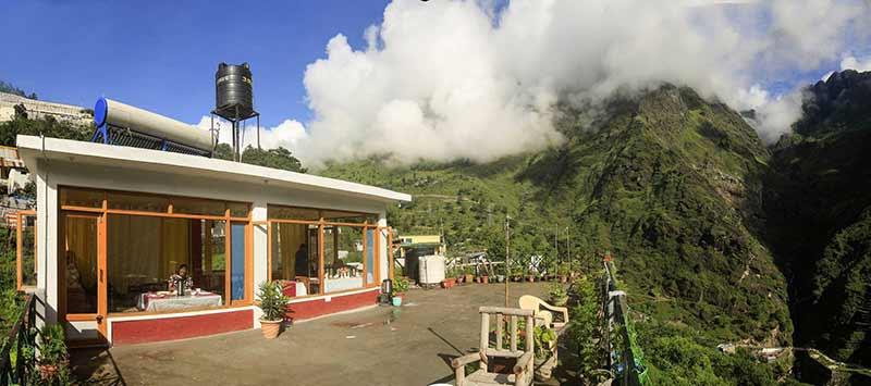 Kuari Pass and Pangarchulla Peak Trek Uttarakhand Trekking Adventure Mountains Nature
