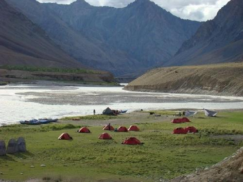 Zanskar River Rafting Rapids Thrill Adventure Nature
