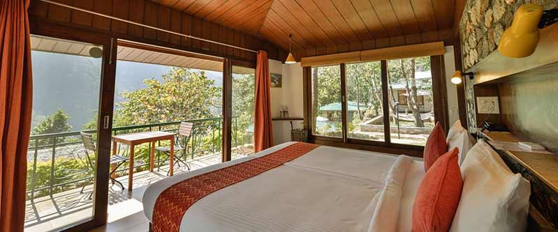 Atali Ganga Rishikesh Riverside Luxury Resort Eco Uttarakhand Adventure Rafting