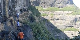 Trekking Alang Madan Kulang Trek Sahyadris Maharashtra