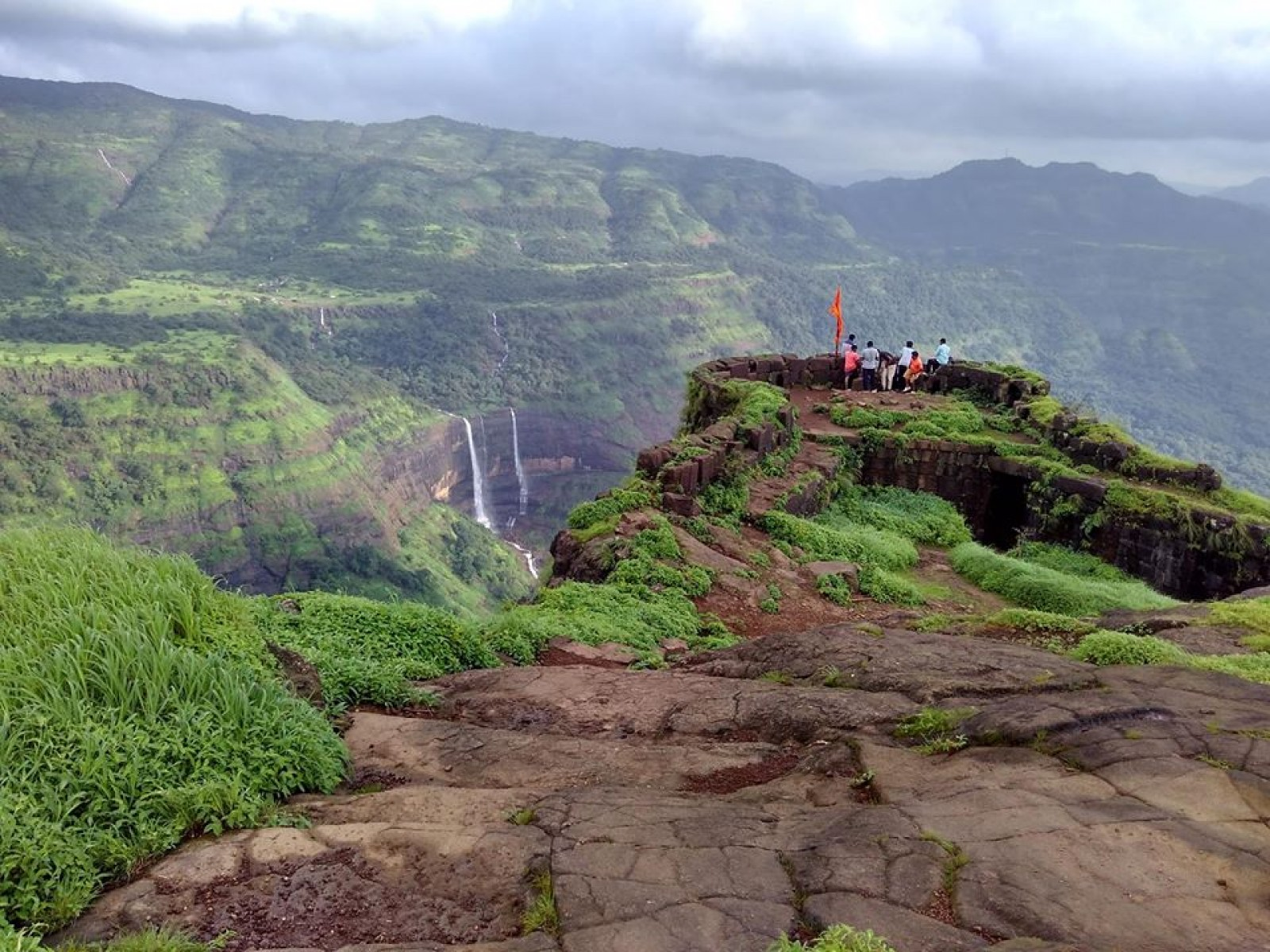 Camping Lonavala Rajmachi Maharashtra Adventure Travel The Great Next