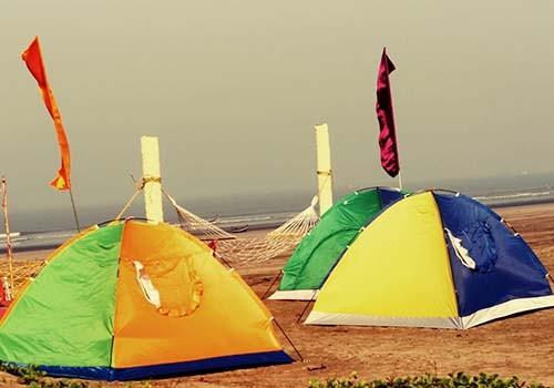 Camping New Year 2019 Alibaug Maharashtra Adventure Travel The Great Next