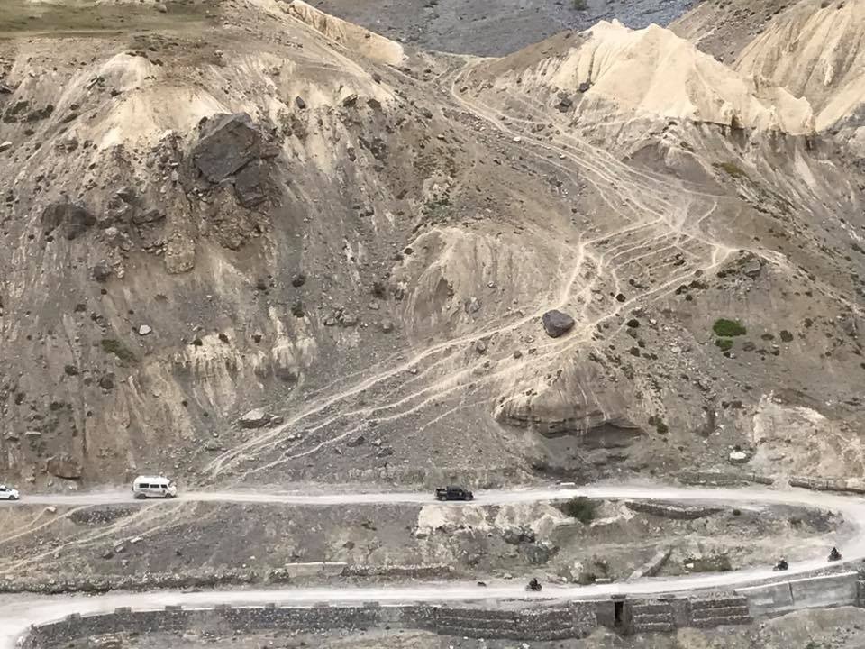 Motorbiking Spiti Himachal Pradesh Adventure Travel The Great Next