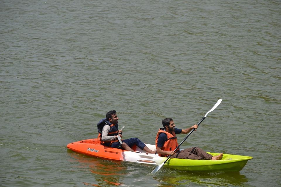 Cycling Savandurga Kayaking Bangalore Karnataka Adventure The Great Next