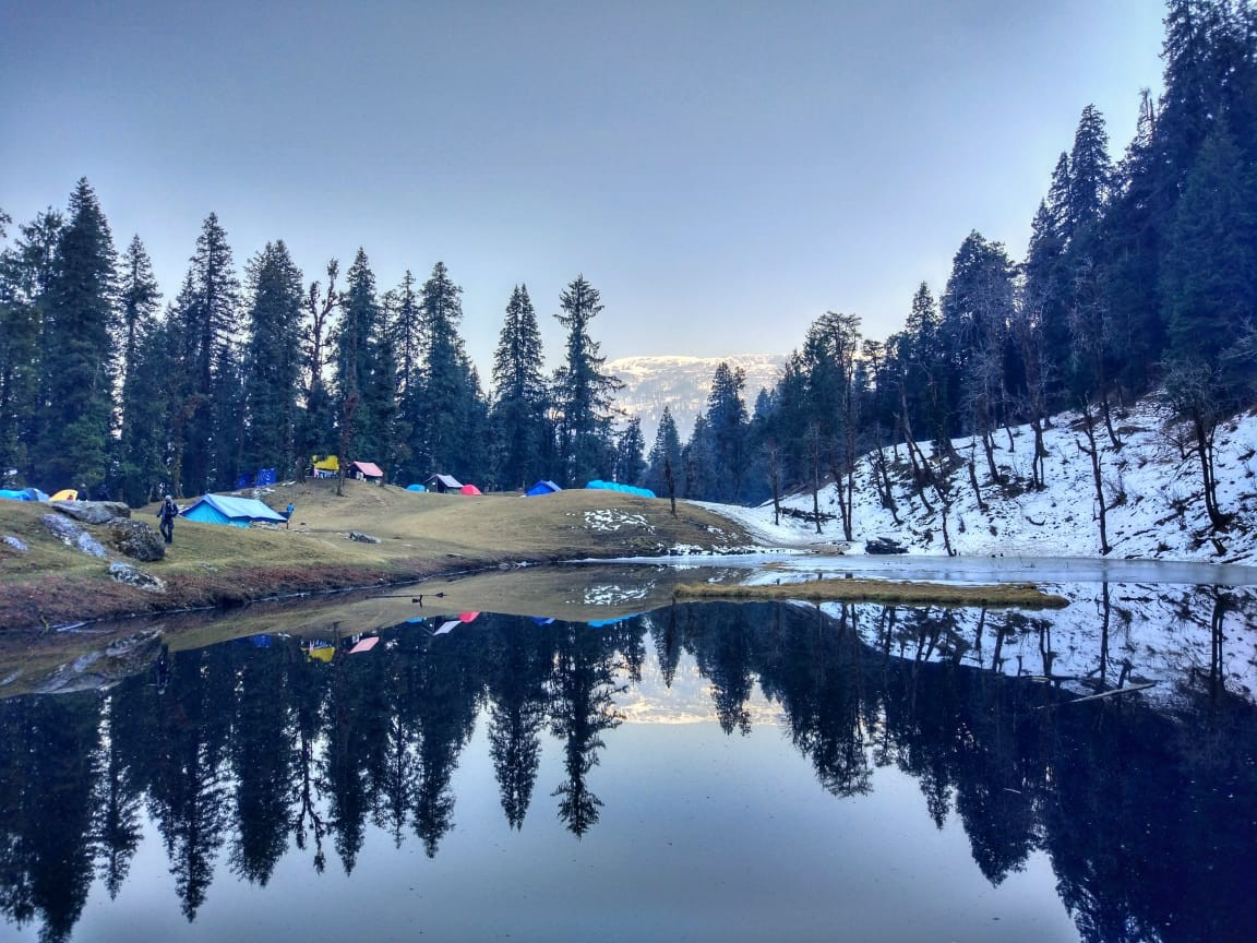 Kedarkantha Trek Himalayas Uttarakhand Adventure The Great Next