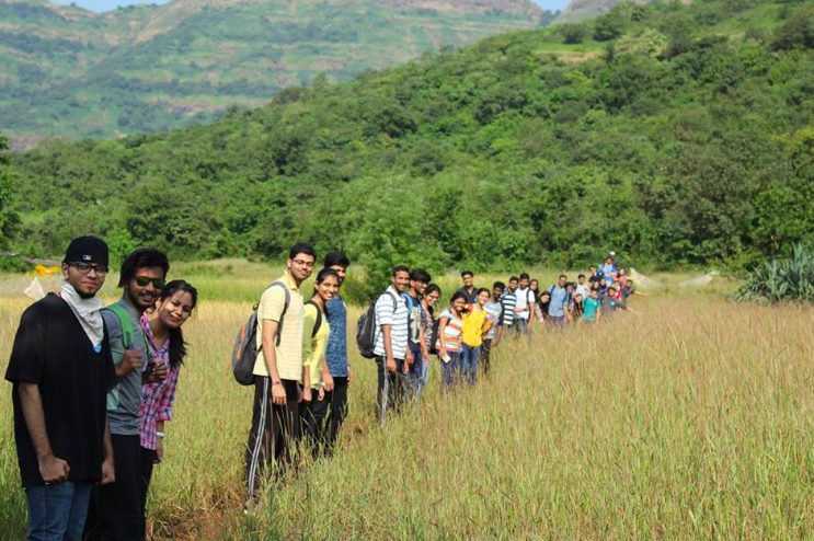 Andharban Trek Maharashtra Mumbai Adventure Travel Destination Activity Journeys