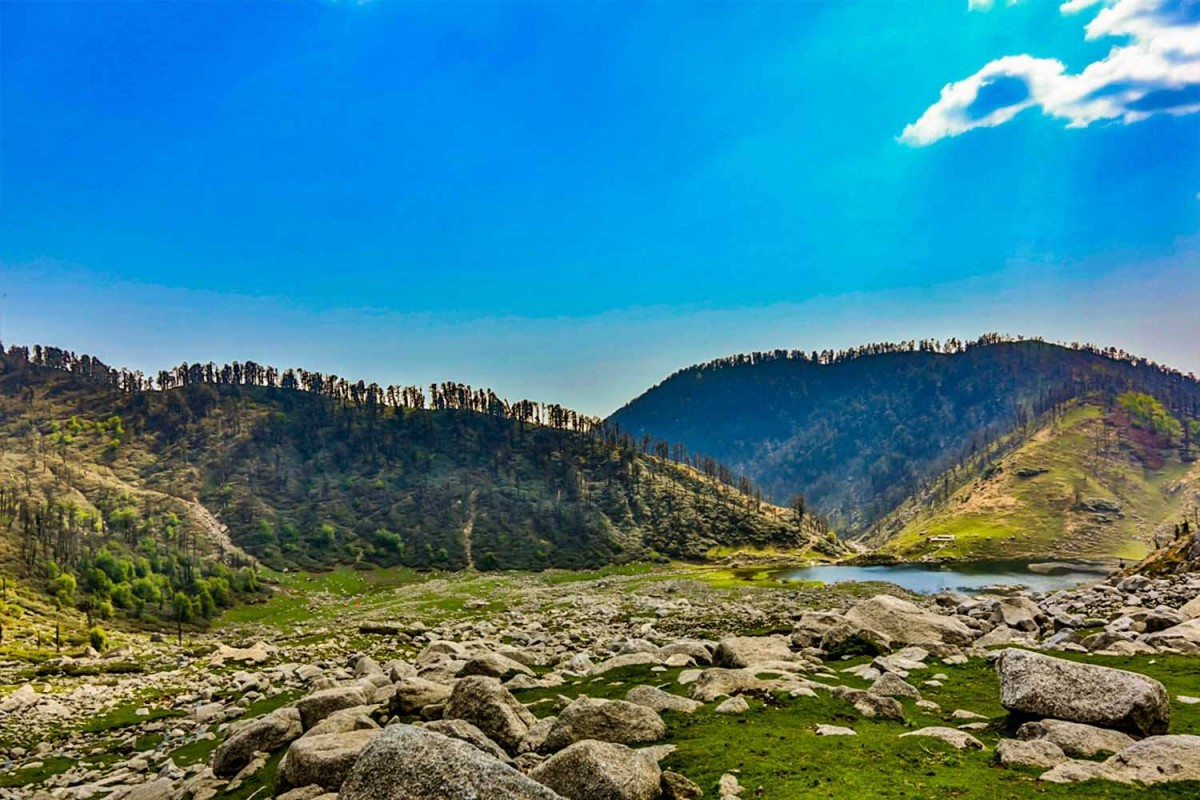 Trekking Kareri Lake Himachal Pradesh Mcleaod Ganj Dhauladhar Mountian Range Adventure Travel The Great Next