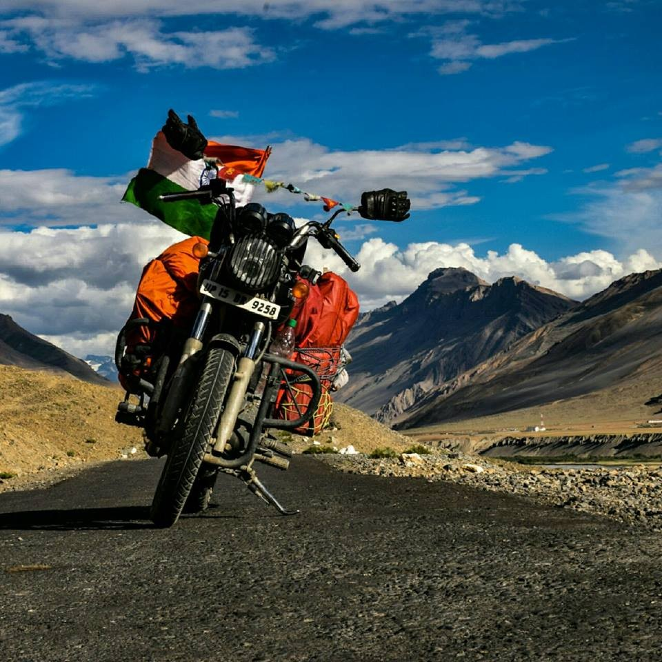 Spiti Valley Motorbiking Bullet Royal Enfield Himachal Pradesh Delhi The Great Next