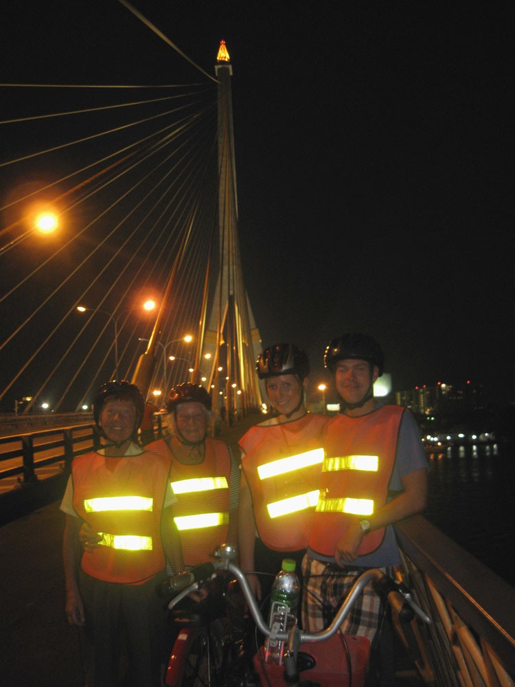 Thailand Bangkok Cycling Tour Canal Khlongs River Thai Culture Adventure Travel The Great Next