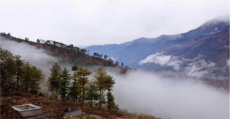 Har Ki Dun Trek Dehradun Uttarakhand Trekking Camping Adventure Travel Destination Wilderness Mountain Valleys