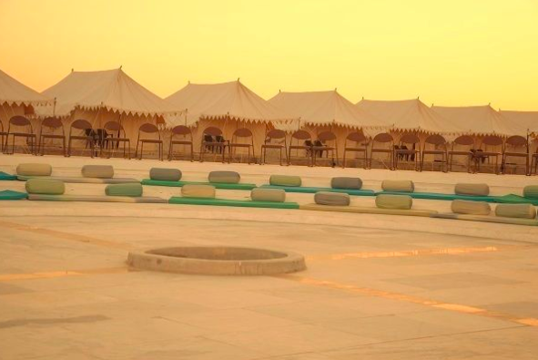 Jaisalmer Luxury Cottage Stay Rajasthan Camping Adventure Travel Destinations Sand Dunes Camels The Great Next