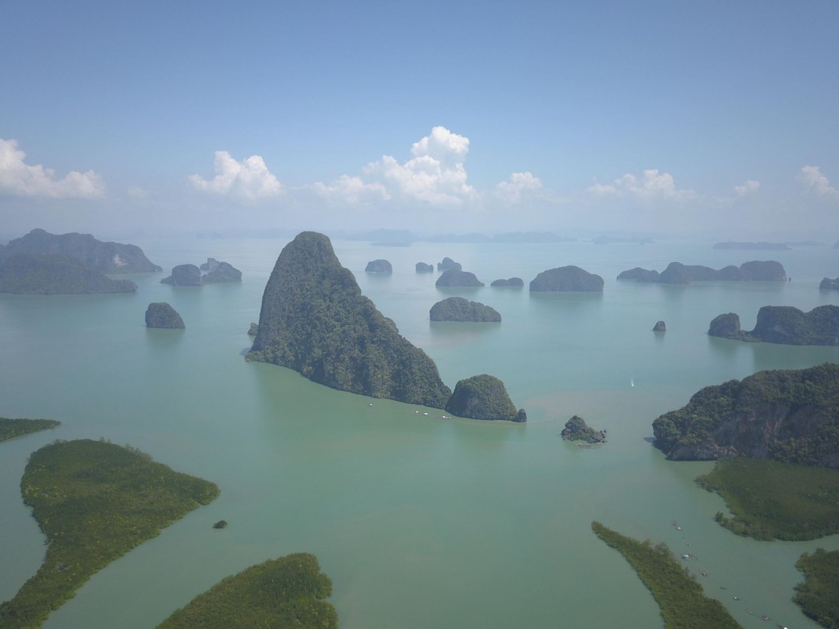 Phang Nga Bay Speedboat Trip Thailand Phuket Adventure The Great Next