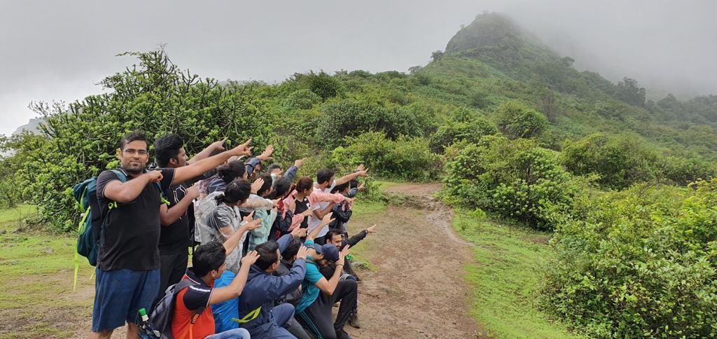 Visapur Lohagad Fort Monsoon Trekking Mumbai Sahyadris Maharashtra The Great Next