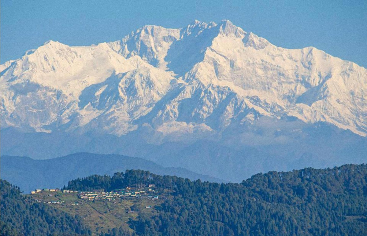 Sikkim Trek Sandakphu Adventure Camping The Great Next