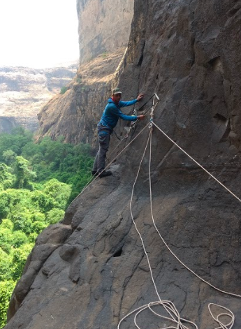 Plus Valley Trekking Camping Rappelling Maharashtra Mumbai Adventure Travel The Great Next