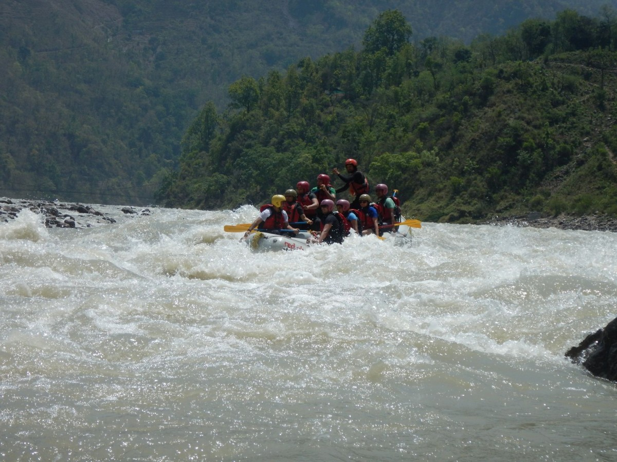 Adventure Camping Rishikesh Ganga Rafting Tents The Great Next