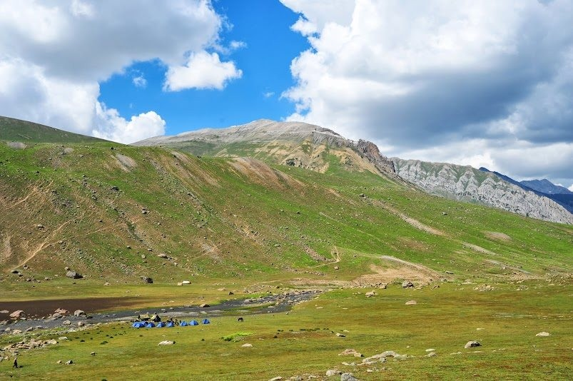 Great Lakes of Kashmir Trekking Jammu Ladakh Camping The Great Next