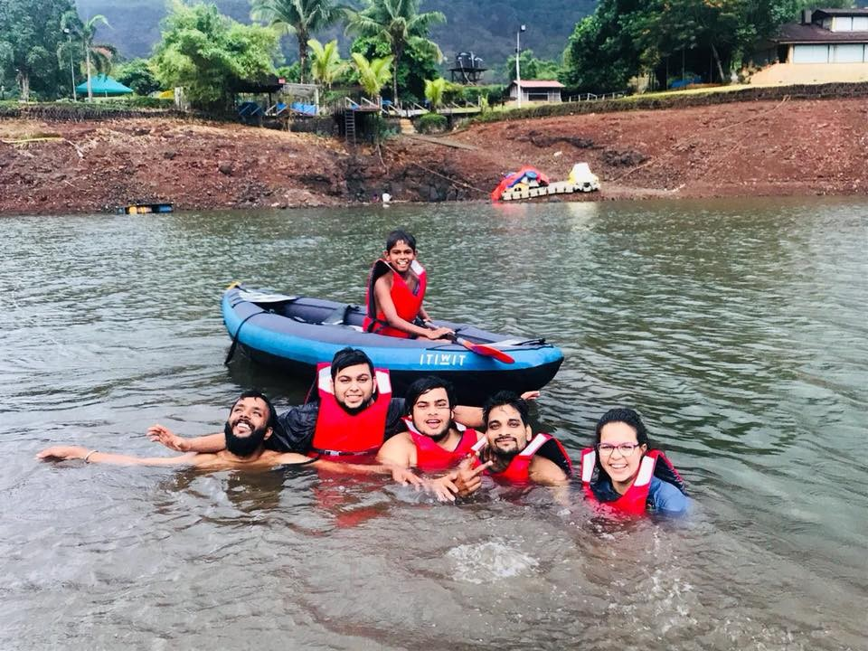 Best Camping Kalote Lake Maharashtra The Great Next Adventure Travel