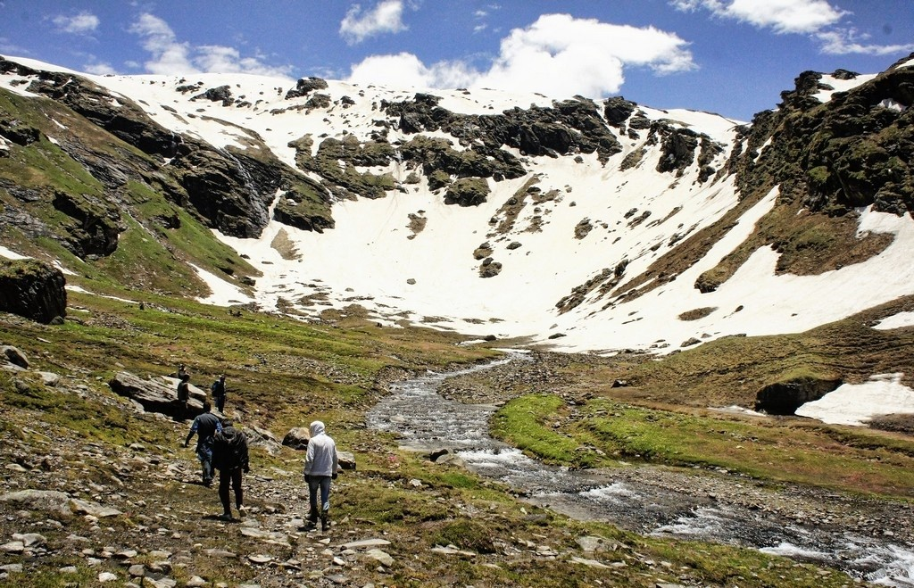 Bhrigu Lake Trekking Himachal Pradesh Adventure Travel The Great Next