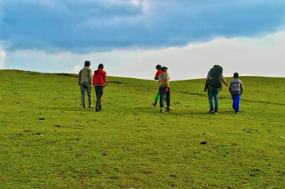 Trekking Thachi Valley Himachal Pradesh Adventure Travel The Great Next