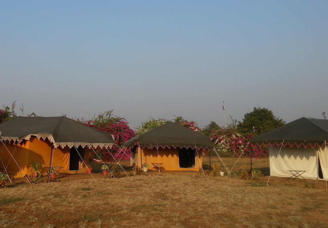 Camping near Delhi Adventure Camp Gurgaon The Great Next