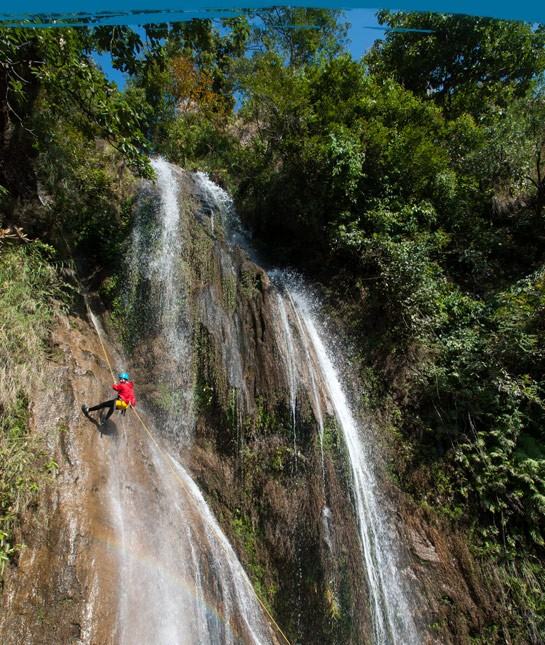 Camping Canyoning Nepal Kathmandu Adventure Travel The Great Next