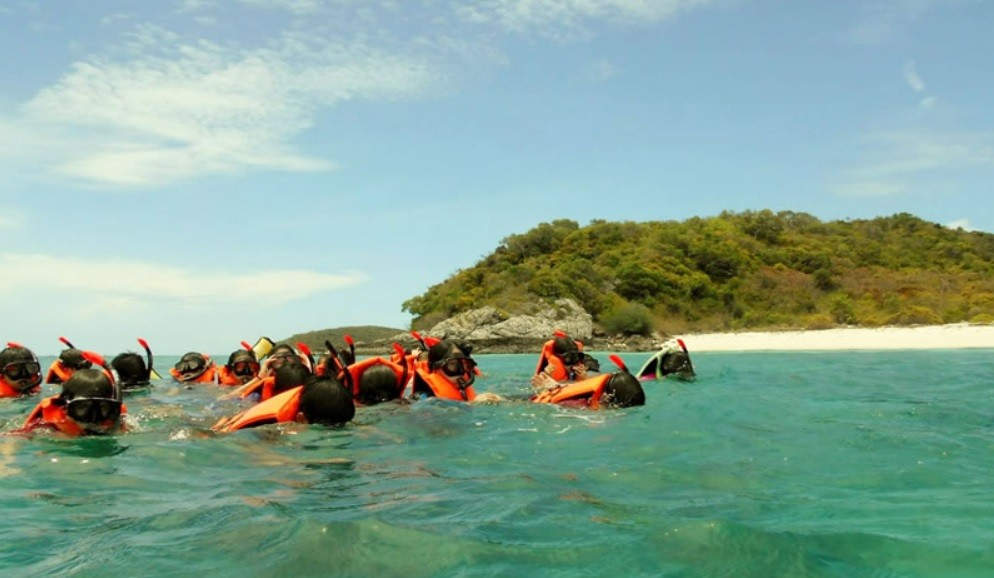 Snorkelling Pattaya Thailand Adventure Travel The Great Next