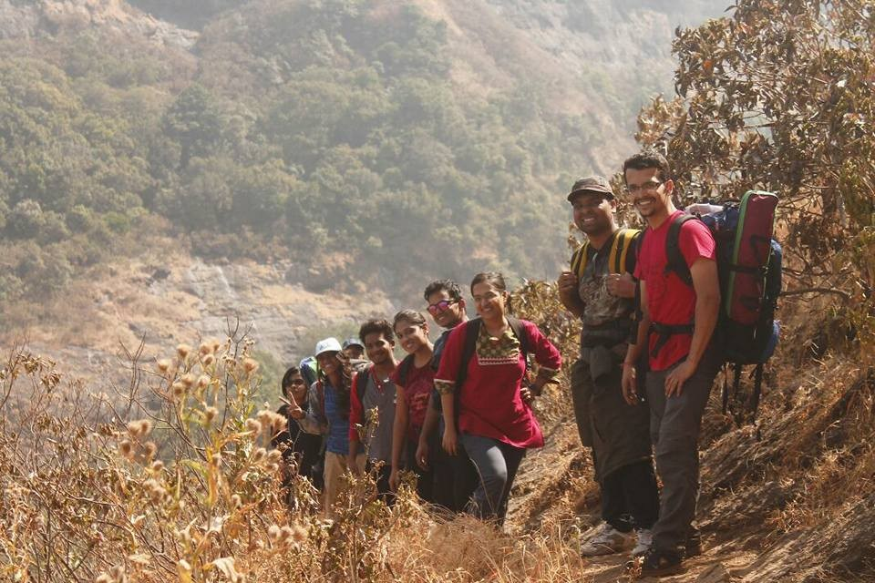 Trekking Harishchandragrad Maharashtra Adventure Travel The Great Next