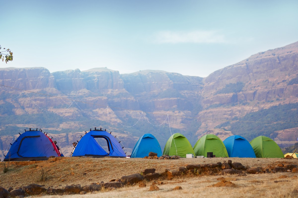 Camping Malshej Maharashtra Adventure Travel The Great Next