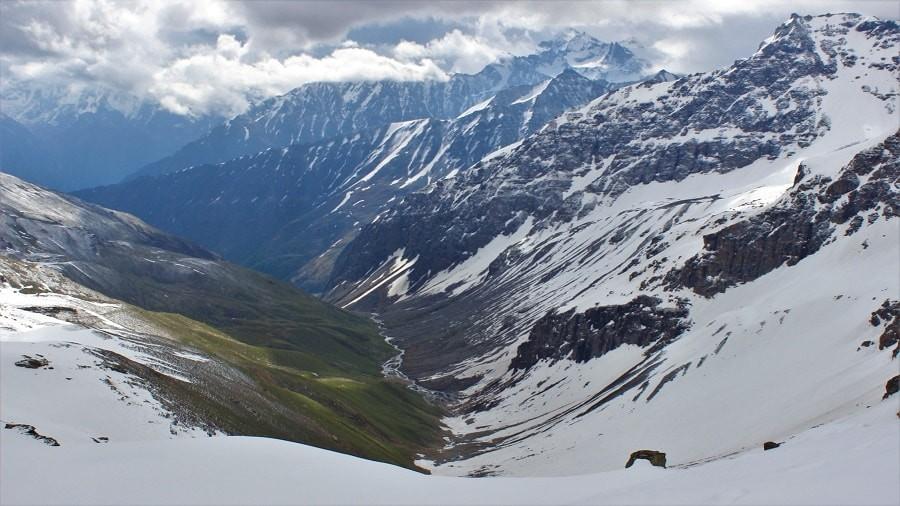 Trekking Rupin Pass Himalayas Himachal Pradesh Adventure Activity Sports