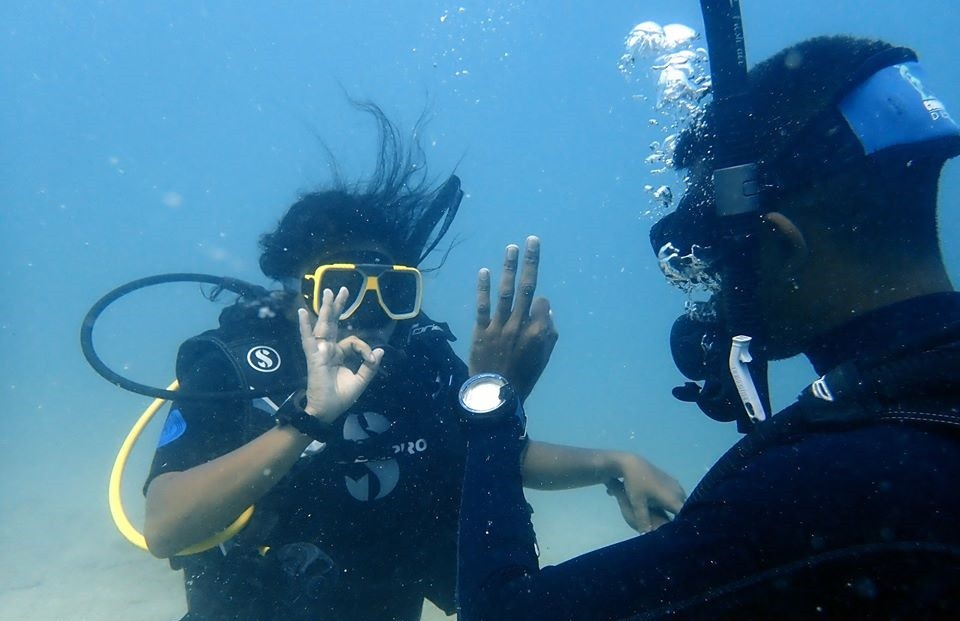 Scuba Diving Try Dive Havelock Andaman Nicobar Adventure Travel The Great Next