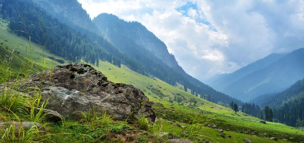 Tarsar Marsar Lake Trek Kashmir Himalaya The Great Next