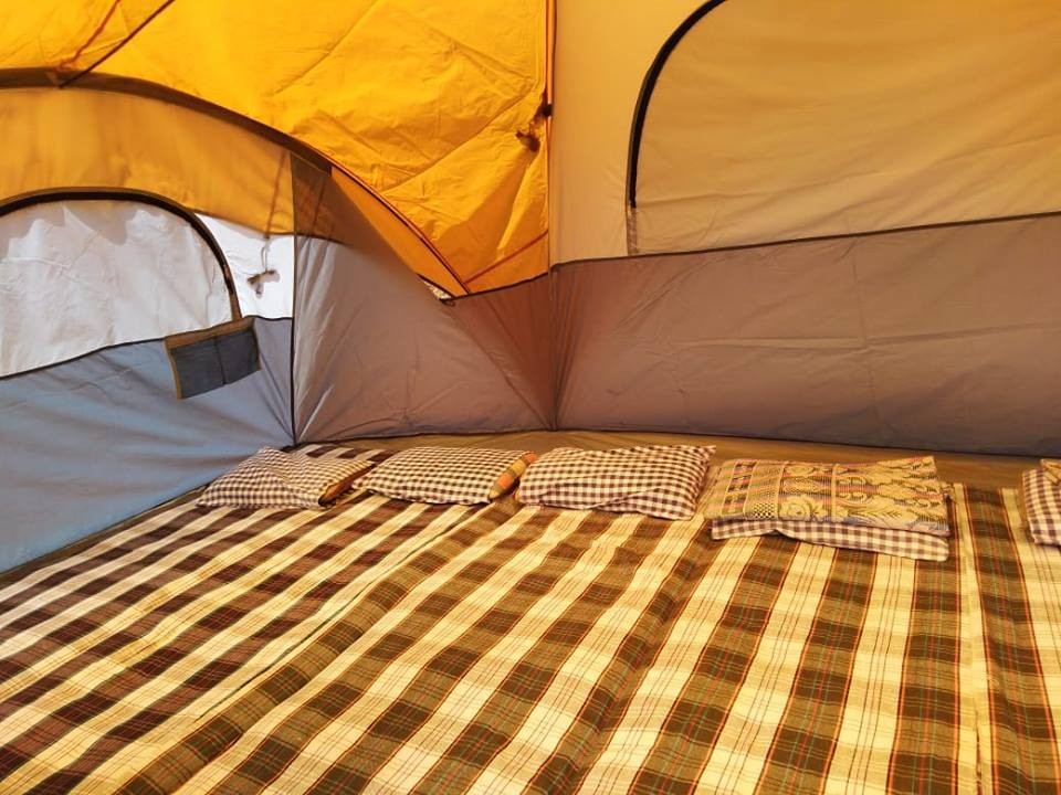 Panshet Backwaters Camping Pune Tents Kamp Star Trails Adventure Travel The Great Next