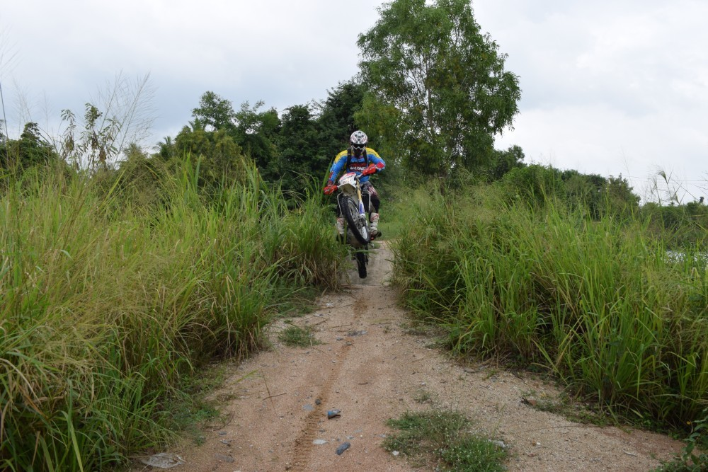 Enduro Off-road Motorcycle Motorbiking Kawasaki Honda Pattaya Thailand The Great Next