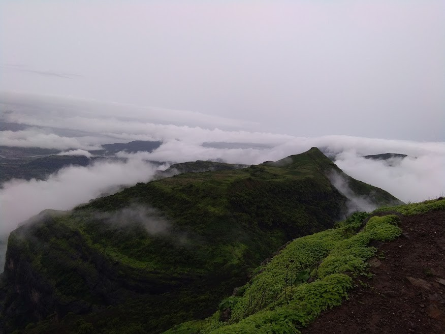 Kalsubai Highest Peak Maharashtra Sahyadris Western Ghats Mumbai The Great Next