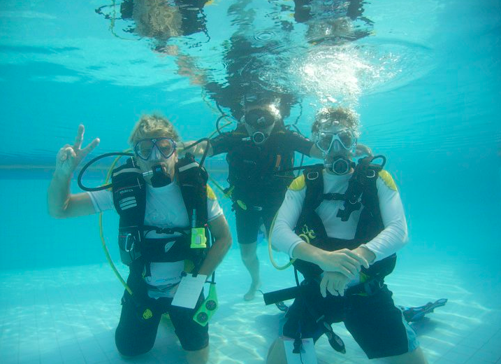 SSI Open Water Diver course in Phuket Thailand Koh Phi Phi Racha Noi Racha Yai Water Sports Adventure Travel Destinations International