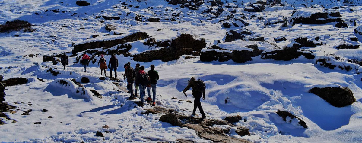 Trekking Camping Chopta Chandrashila Deoria Tal Himalayas Uttarakhand Adventure Activity Sports